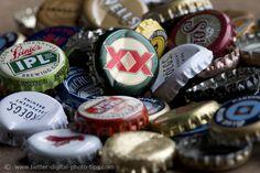 Macro photo of beer bottle caps using the Tamron 150-600mm lens. #macrophotography #beerbottlecaps #Tamron150-600