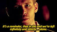 klaus quotes from the vampire diaries