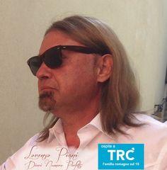 Lorenzo Piani ospite di Andrea Barbi Show a TRC TV, martedì 25 novembre h 12,45 e h 18,15 - CH15 con SNDMUSIC