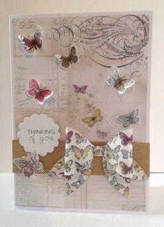 Craftworks Botanica Craftwork Cards, Card Ideas, Paradise, Inspiration, Biblical Inspiration, Inspirational, Inhalation, Heaven