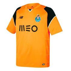New Balance 639004 Men's FC Porto Mens Home GK SS Jersey -