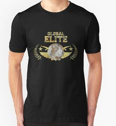Counter Strike Global Offensive - Global Elite T-Shirt