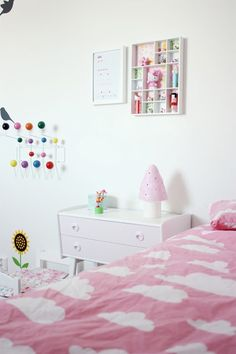 pink clouds sheets #kids #sheets