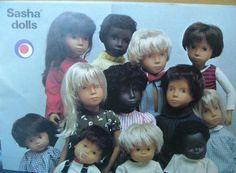 Sasha dolls...most favorite dolls EVER!