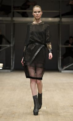 The Local Firm Ready To Wear Fall Winter 2012 Stockholm - NOWFASHION