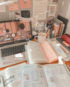 Study Space, Study Desk, Study Motivation, Motivation Inspiration, Study Room Decor, Study Organization, School Organization Notes, School Study Tips, Study Hard