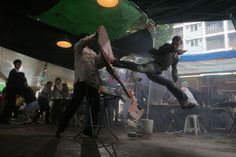 Donnie Yen Flash Point Louis Koo HK Cinema Image