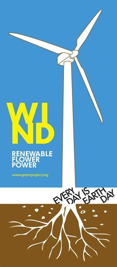 wind power poster - Google Search