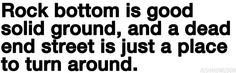 Rock Bottom ~ 2