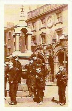 Richmond Row & Byram Street, Liverpool 1895