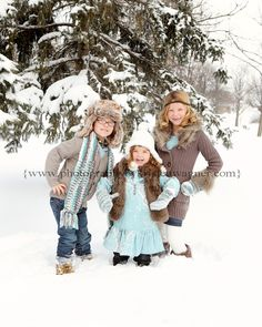 @Danielle Turner you know you want a free session in the snow...come on! :)