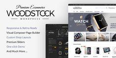 Woodstock v1.5 – Electronics Responsive WooCommerce Theme
