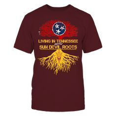 Arizona State Sun Devils - Living Roots Tennessee