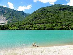 klares Wasser, türkisblau bis smaragdgrün: Lago di Tenno / www.outandindoor.wordpress.com