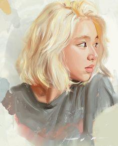 Check out Twice @ Iomoio Nayeon, Mamamoo, K Pop, Twice Fanart, Kpop Drawings, Kawaii Drawings, Drawn Art, Chaeyoung Twice, Fandom