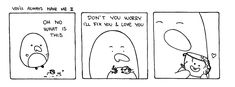 Pena The Unholy - Comics - Cute Penguins - Dark Art Illustrations - Horror - Dark Humor Dark Art Illustrations, Illustration Art, What Is Love, Love You, Cute Penguins, Fix You, Comic Art, Horror, Drama