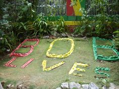 """Bob Marley 9 Mile Tour in Jamaica """"Yardie Tours"""" to visit Bob Marley's grave and donate school supplies to children to the school which Bob Marley built in his mother's name near his mausoleum. I hired a private driver Christopher for the day. Once I reached the gates where Bob Marley grew up joined the group for the ganga tour and was greeted by """"Captain Crazy"""" name suits him. Tour was memorable and Chris was amazing c how the locals live, this trip humbled me another check done…"""