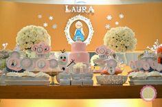 Pink Limonada : Festa Frozen