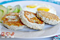 Maple Chicken Breakfast Sausage - Low Carb, Paleo, Gluten Free