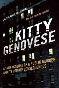Written in a flowing narrative style, Kitty Genovese: A True Account of a Public Murder and Its Private Consequences presents the story of the horrific and infamous murder of Kitty Genovese, a young w