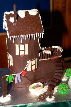 This chocolate creation of Allyson J. Roan, of Pennsylvania Furnace, won the Chef Eugene Mattucci Best of Show Award.