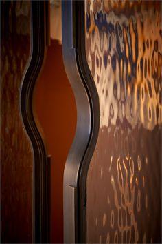 AB CONCEPT 华丽巨献:「名铸」_伍仲匡_美国室内设计中文网博客 Door Knobs, Door Handles, Ab Concept, Modern Interior, Interior Design, Interior Doors, Joinery Details, Oriental Furniture, Furniture Handles