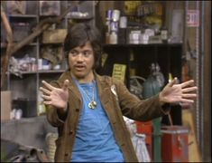 Freddie Prinze was a natural and he hit it right out of the ballpark in the pilot, which aired on September 13th, 1974 on NBC. Description from madefortvmayhem.blogspot.com. I searched for this on bing.com/images