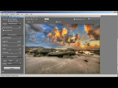 Photomatix Pro 4 HDR Software Tutorial Covering Tone Mapping Using Detail Enhancer - YouTube