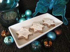 biscuits noel etoiles a la cannelle bretzel & cafe creme