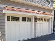Single Garage Door, Diy Garage Door, Garage Door Design, Garage Ideas, Garage Door Colors, Garage Door Styles, Exterior Remodel, Exterior Doors, Guest House Plans