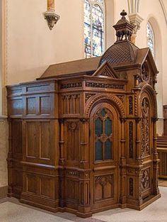 Through the Sacrament of Reconciliation