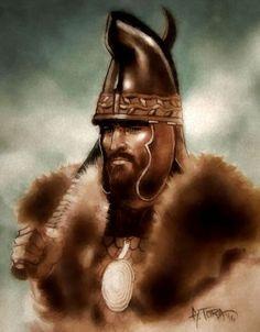 Illustrations of Dacia, Thracia & Phrygia Image Salvage) - Forum - DakkaDakka Iron Age, Tribal Images, Irish Mythology, Sassanid, 2017 Images, Fantasy Paintings, First Humans, Dark Ages, Roman Empire