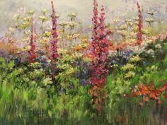 "Saatchi Art Artist Margaret Raven; Painting, ""Impression in the morning"" #art"