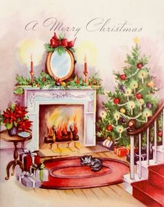 http://www.ebay.com/itm/Living-Room-Fireplace-Mantle-Kitten-Sleeping-50s-Vintage-Christmas-Greeting-Card-/252773003071?hash=item3ada71ef3f%3Ag%3AawkAAOSw2xRYlk5H&nma=true&si=oR33XVeig6V0xsCcaQzwRGsEt9A%253D&orig_cvip=true&rt=nc&_trksid=p2047675.l2557