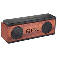 The Houston Promotional Products Blog: Wooden Bluetooth Speaker