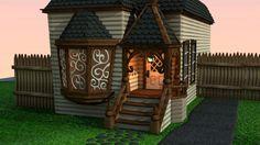 #house #exterior #ilumination #maya #arnold