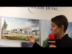 Caroline Fortier, DG activités immobilières de Financière Duval