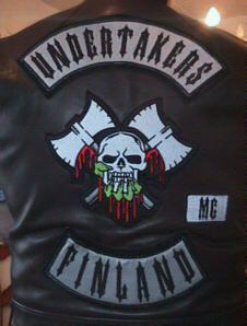#ugurbilgin #UniTED Riders of Turkey | Outlaw Bikers in Finland 1997-2005 - Gangsters Inc.