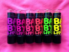 BABY Lips Collection!