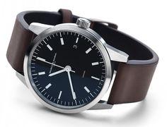 Maurice de Mauriac L1 Watch Designed By Fabian Schwaerzler | aBlogtoWatch