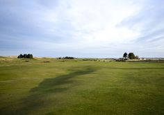 G is for Goswick Links Golf Course
