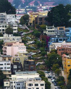 Lombard Street (San Francisco, California, United States)