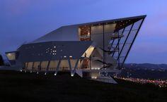 CENTRO DEL SABER - Explore, Collect and Source architecture