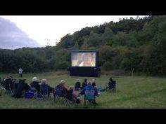 Outdoor Cinema the Greatest Showman