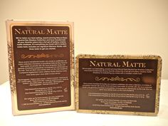 TOO FACED NATURAL MATTE EYE SHADOW COLLECTION PALETTE