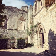 A stunning Chateau in Provence with its own private chapel and old Chateau ruins!