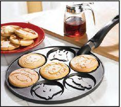 Zoo Animals Pancake Pan by NordicWare