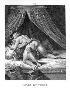 Cultura Inquieta - Los trabajos eróticos de Agostino Carracci (1560–1609)