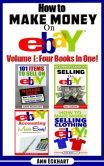 Now available on Barnes & Noble's NOOK: How To Make Money On Ebay Volume I!