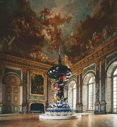 Baroque Pop: Murakami in Versailles 17